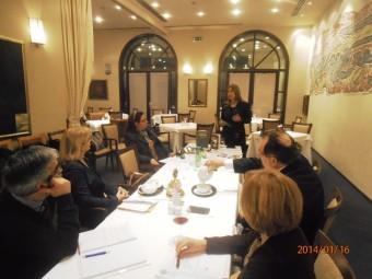 zanimljivo predavanje o bioterapiji Lionsi su slušali s posebnom pozornošću